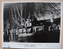 Java Seas, Universal Pictures Still, Charles Bickford, Elizabeth Young, '35 (e)